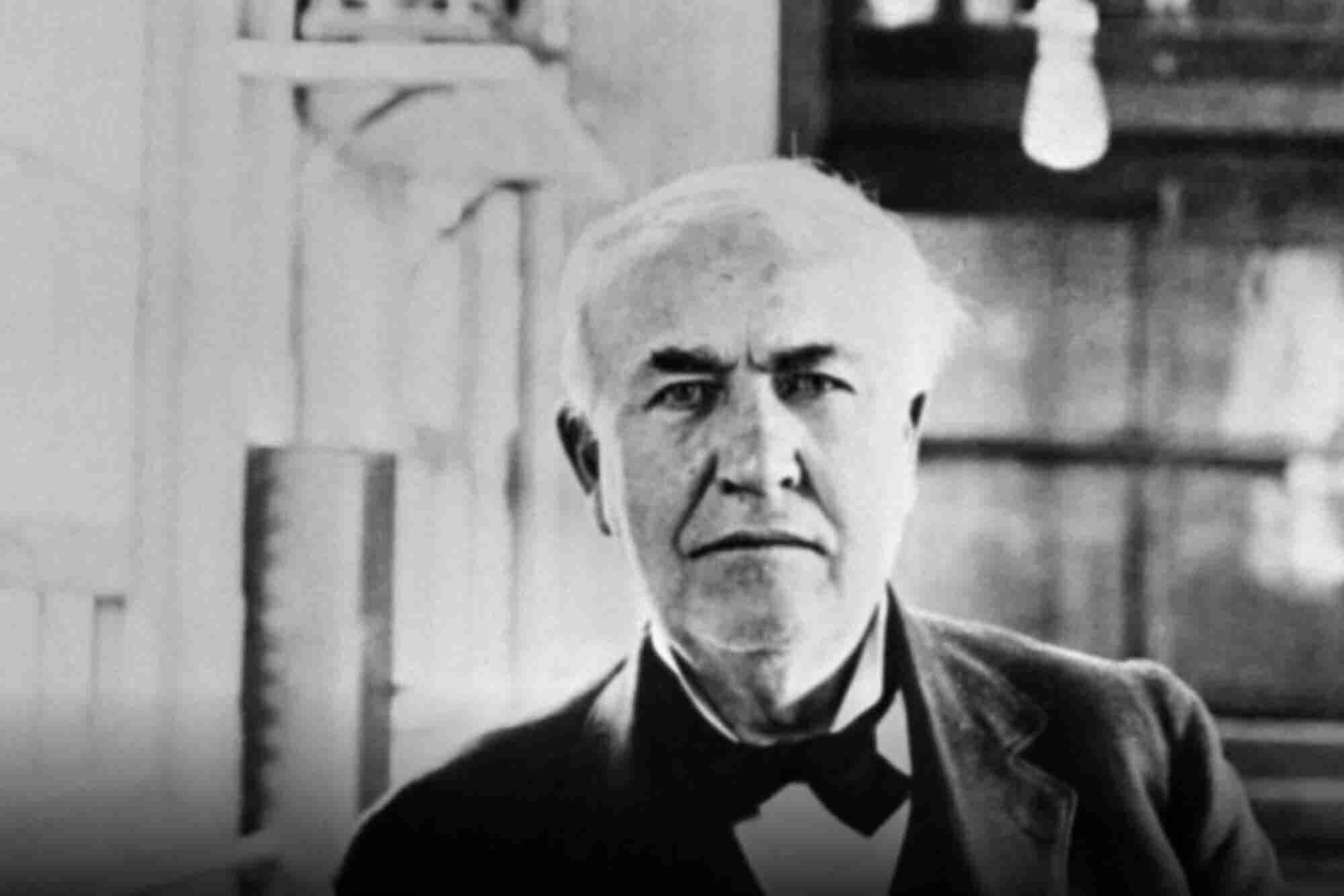 Thomas Edison: ¿visionario, genio o fraude?