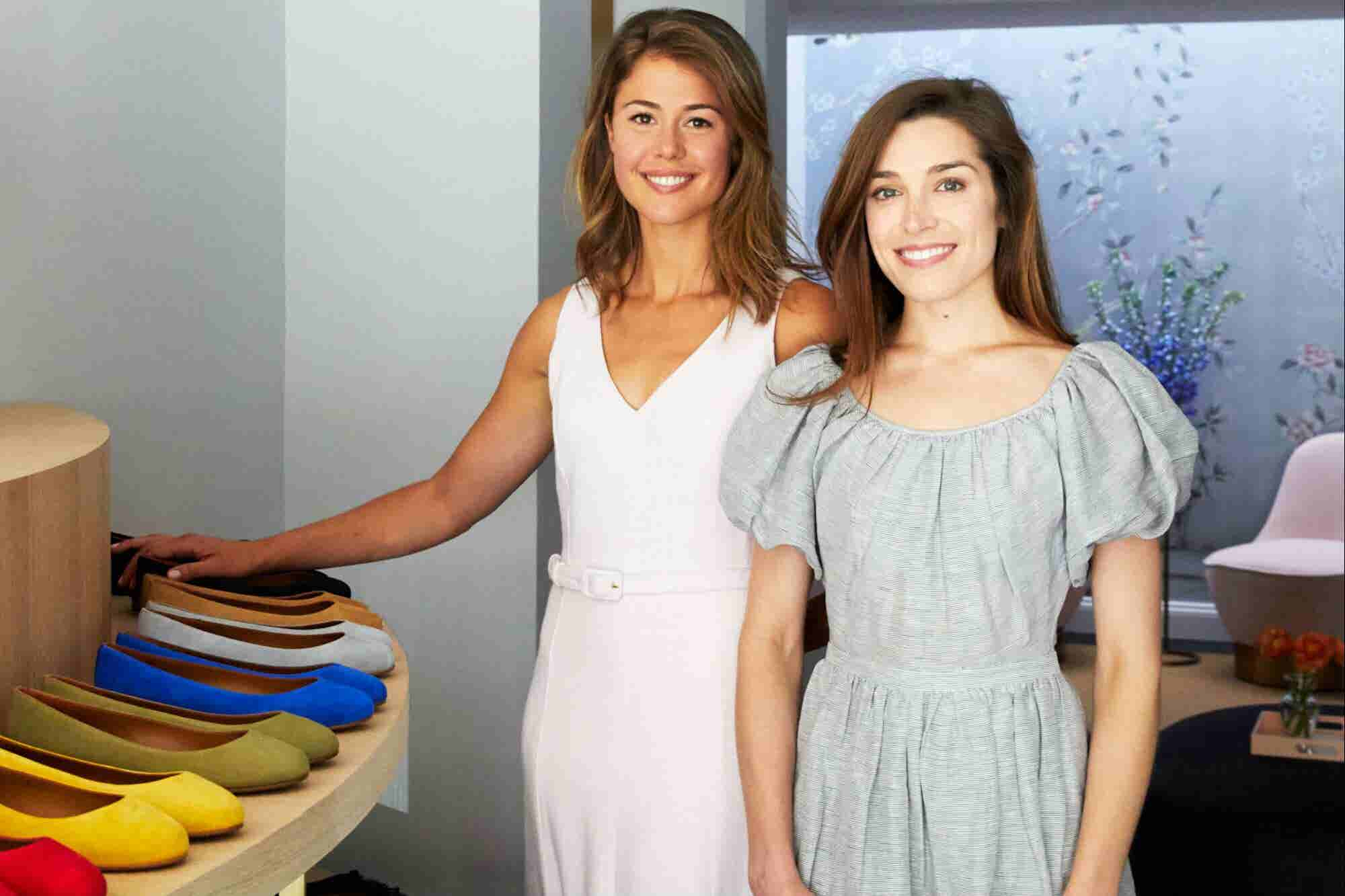 How Sheryl Sandberg Inspired These Fashion Founders to Ditch Their Corporate Jobs and Launch a Startup