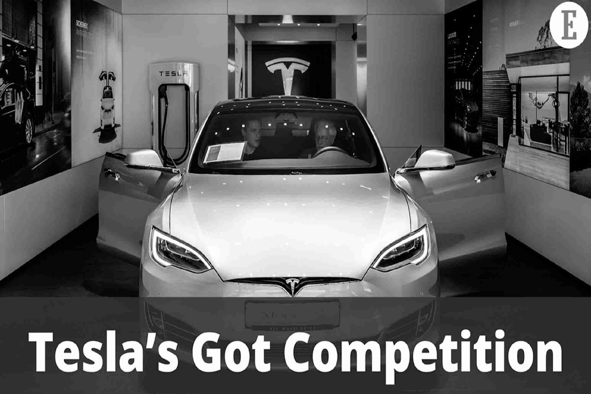 Tesla's New Competitor on the Block & RIL Sets a New Record: 4 Things...