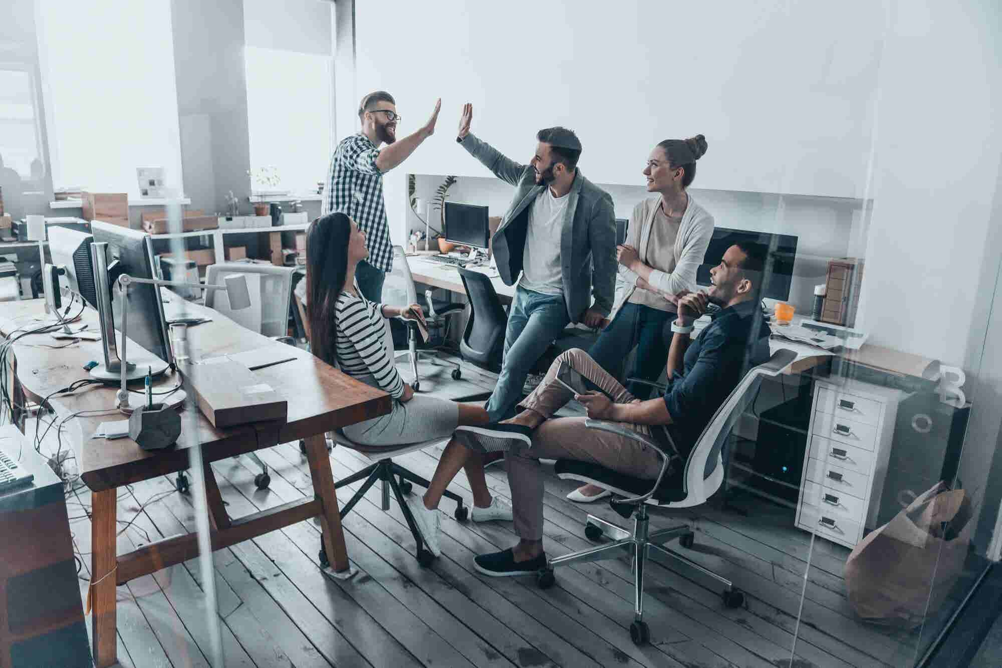 Love Where You Work: The Essential Elements Of A Meaningful Company Culture