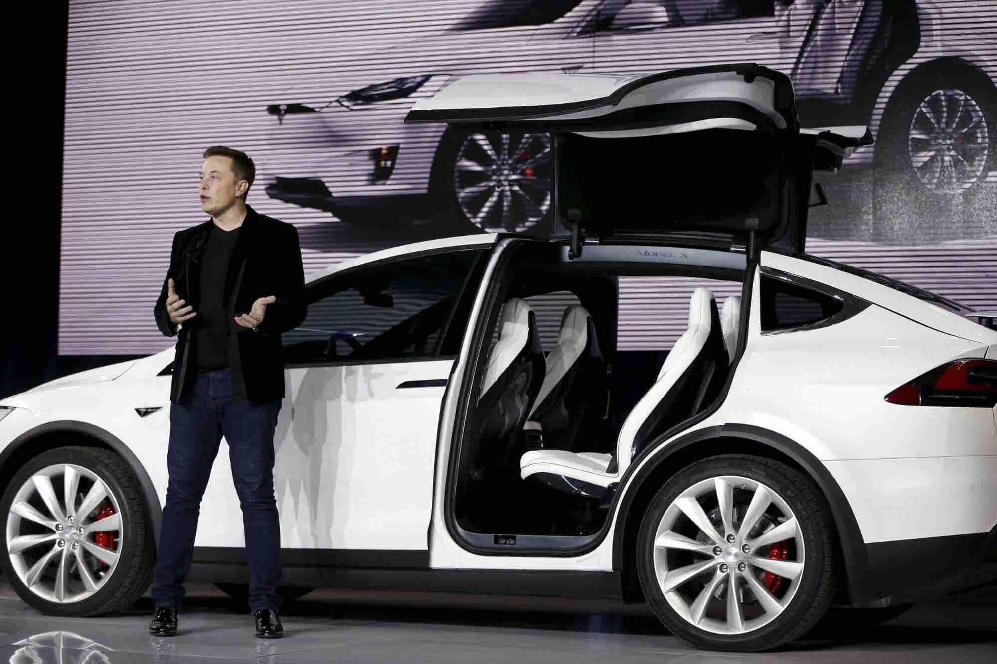 Elon Musk Says Tesla Will Stay Public