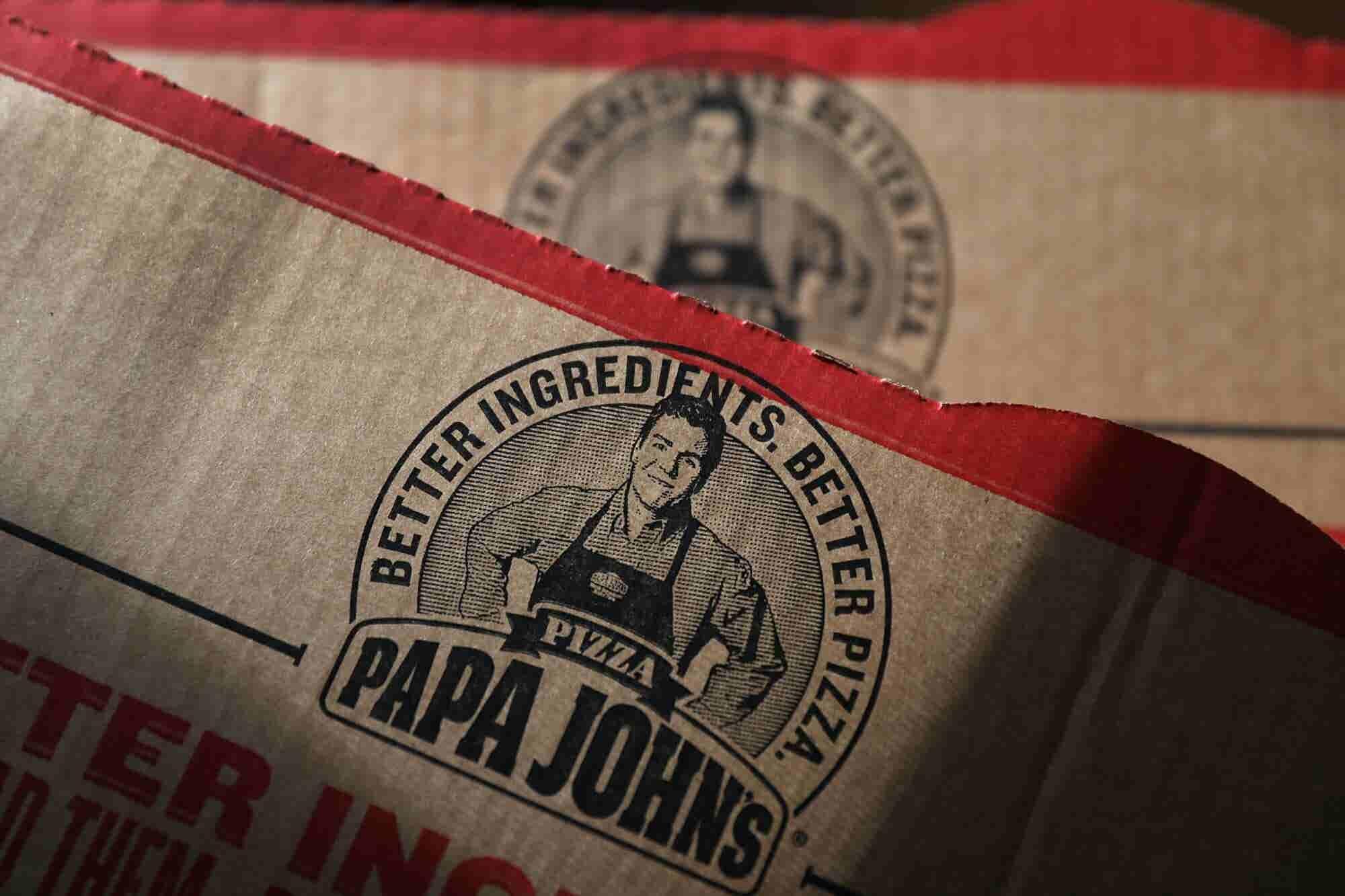 Papa John's Has Created a Social Media Ad Featuring Negative Customer...