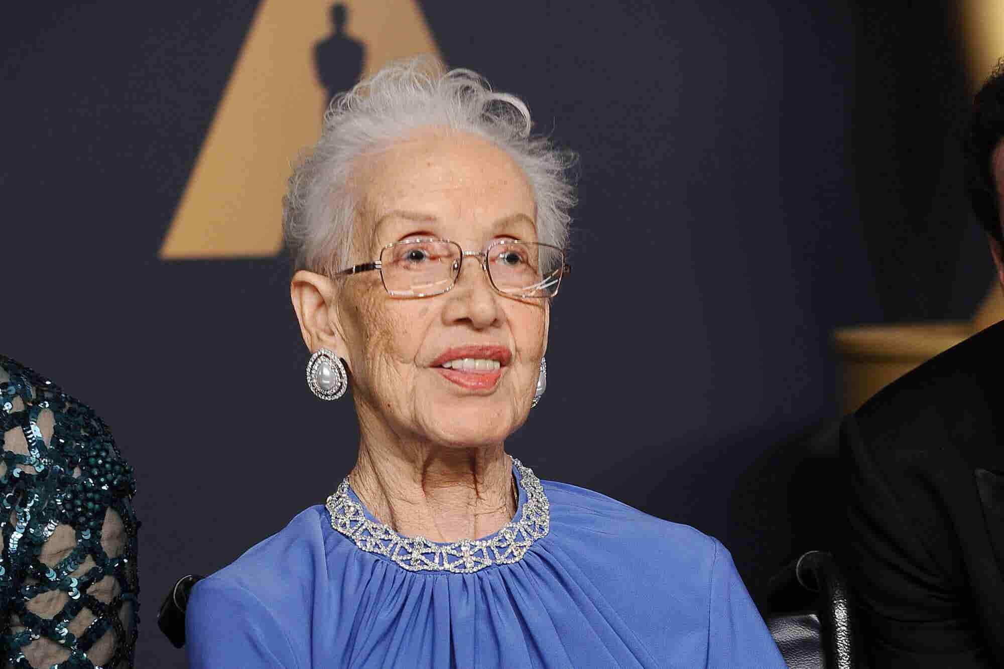 Leadership Lessons From NASA Pioneer Katherine Johnson, Who Just Turne...