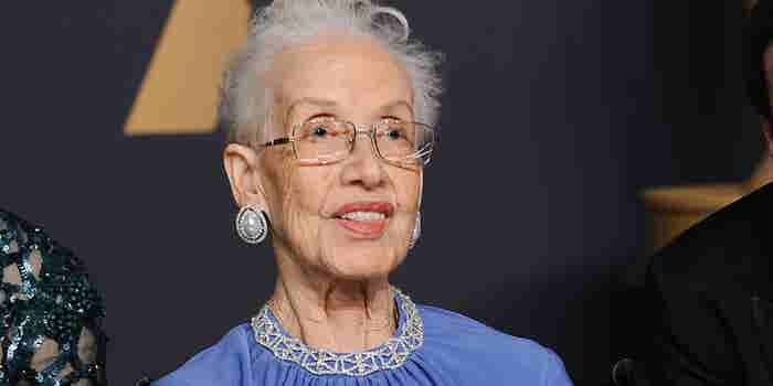 Leadership Lessons From NASA Pioneer Katherine Johnson, Who Just Turned 100