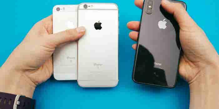 Apple anunciará el lanzamiento de tres nuevos dispositivos iPhone