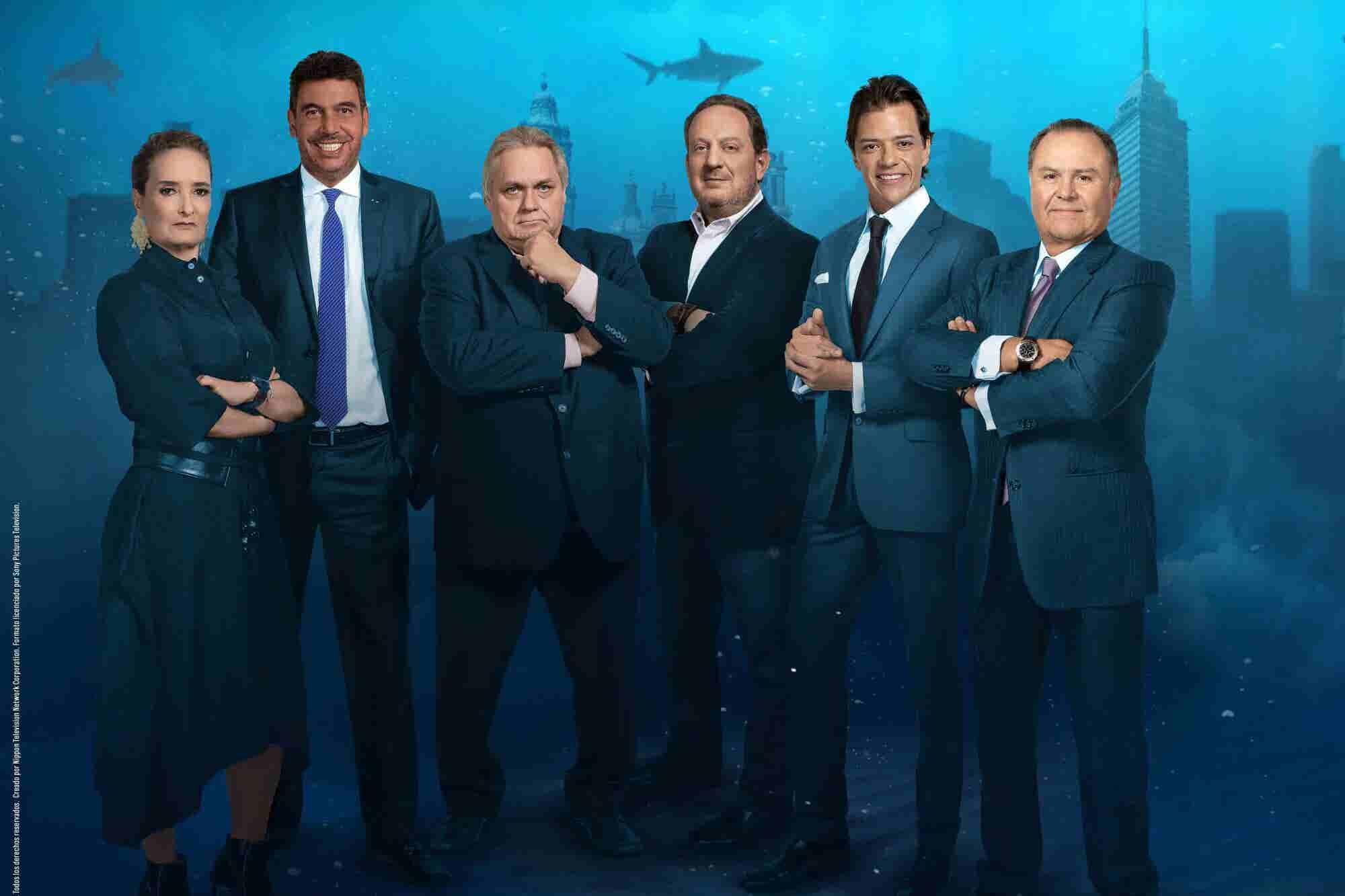 Cómo inscribir tu idea a la siguiente temporada de Shark Tank México