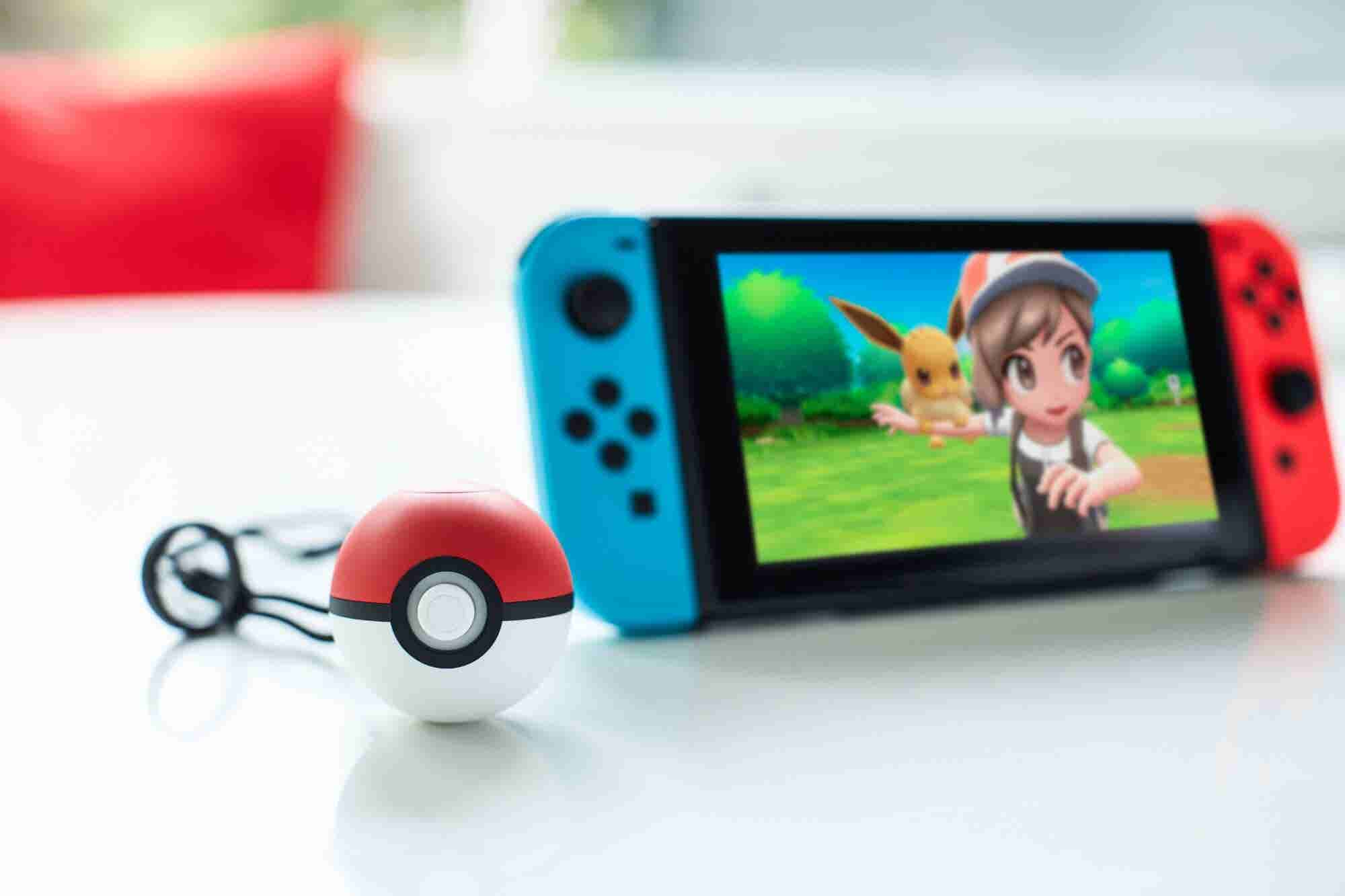 Upcoming Pokémon Game on Nintendo Switch Hopes to Capture Huge Mobile Fan Base of 'Pokémon Go'