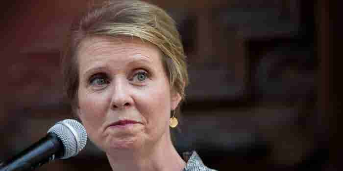 Cynthia Nixon's Thermostat Request Is One Many Working Women Can Relate to