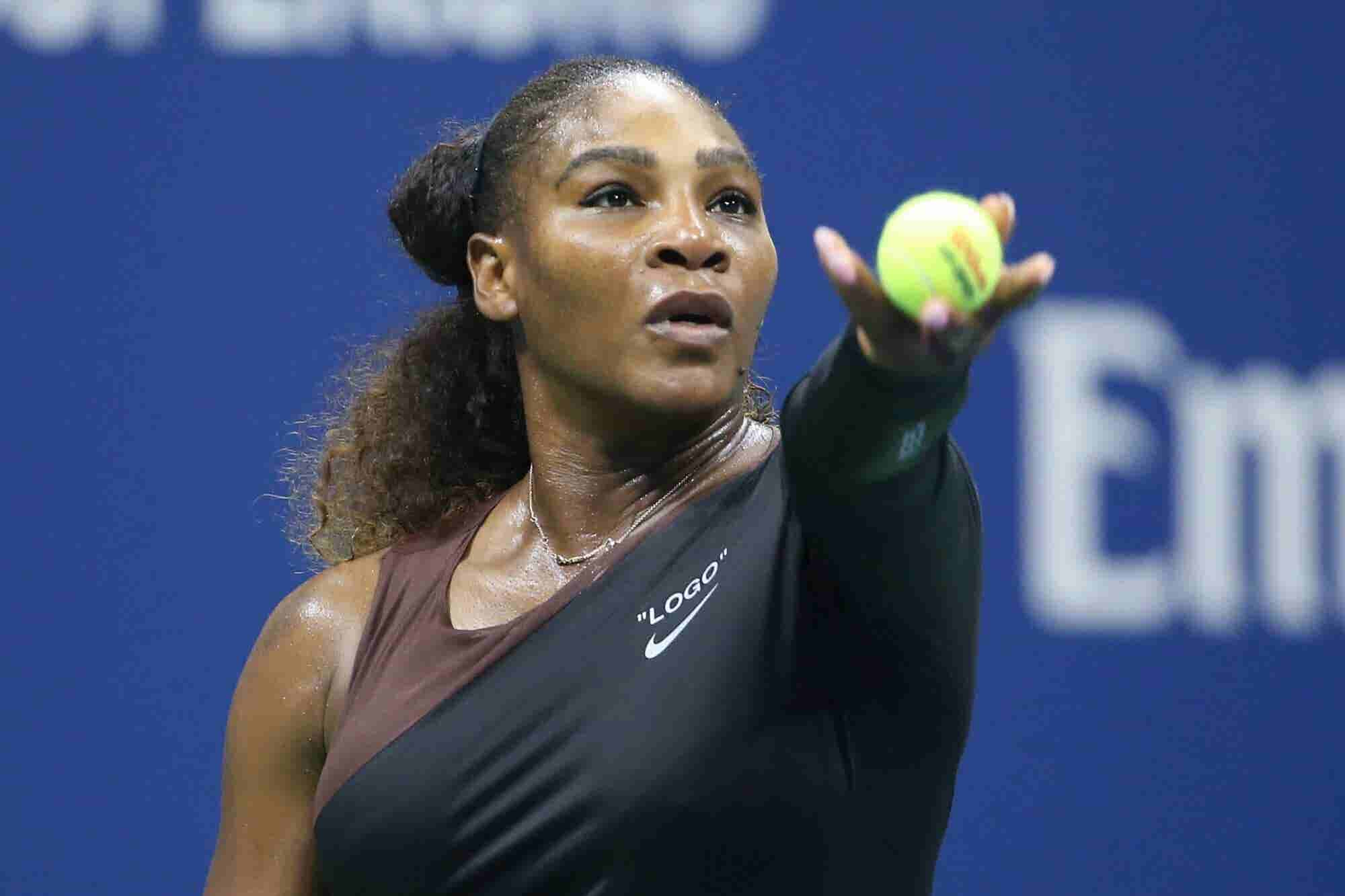 Serena Williams Keeps Showing Us How to Rise Above the Noise