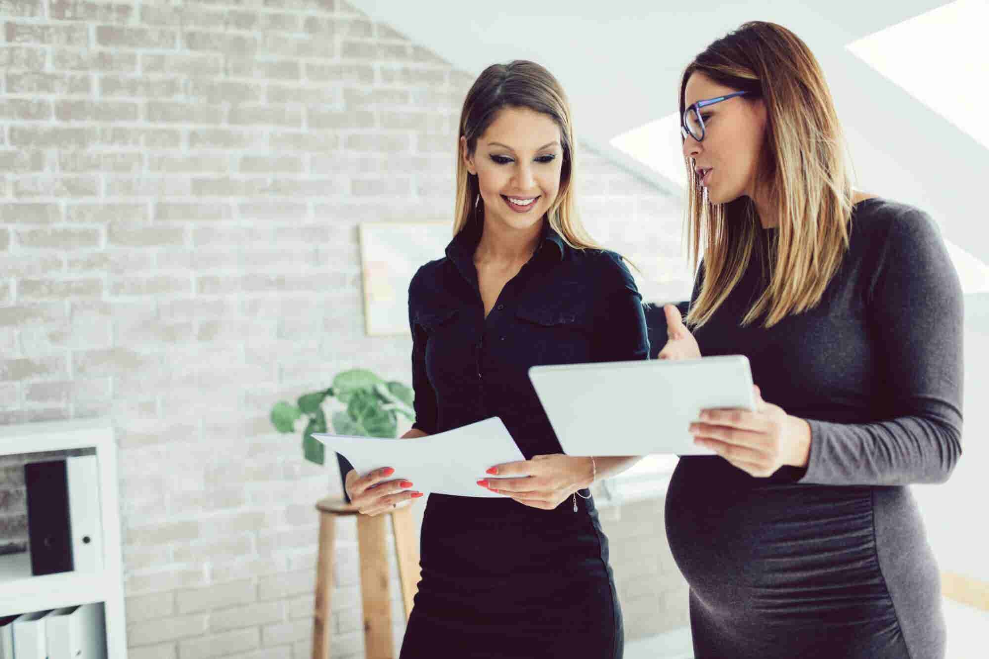 Fundraising While Pregnant: How to Raise $20 Million for Your Startup...