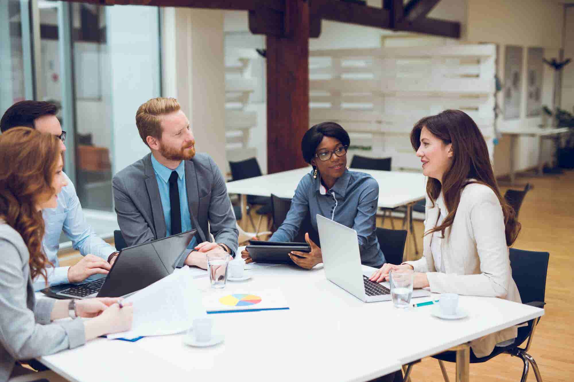 Develop These 5 Communication Skills to Succeed at Business