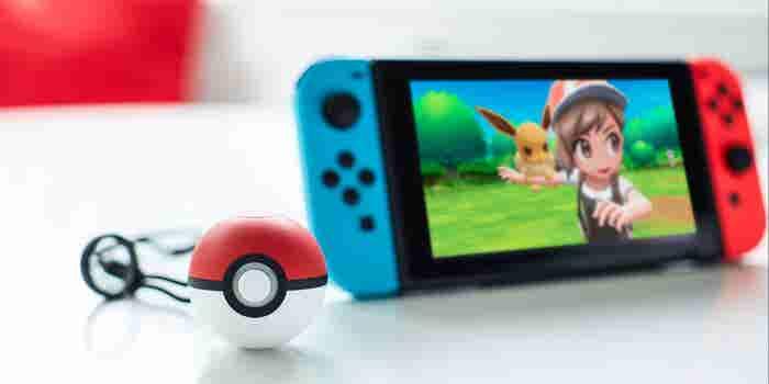 El próximo juego de Pokémon en Nintendo Switch espera 'capturar' a los fans móviles de 'Pokémon Go'
