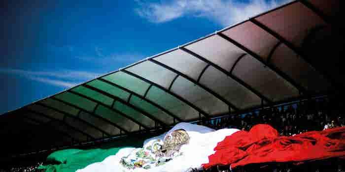 México en lo más alto del podio de la Fórmula 1