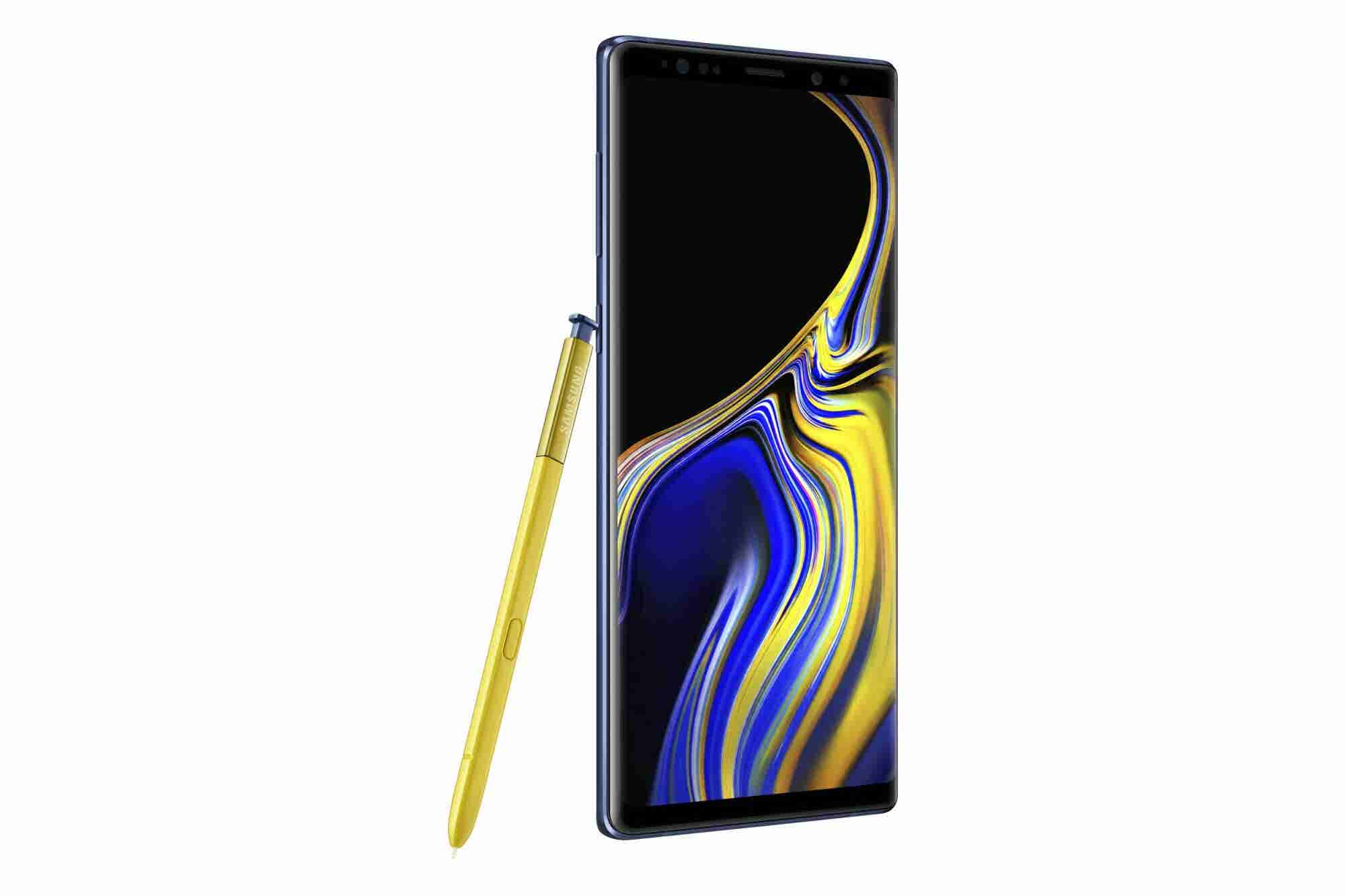 Work Hard, Play Hard: Samsung Galaxy Note 9