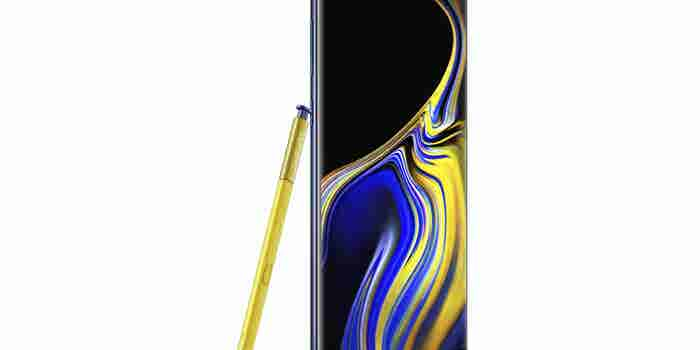 Work Hard, Play Hard: Samsung Galaxy Note 9