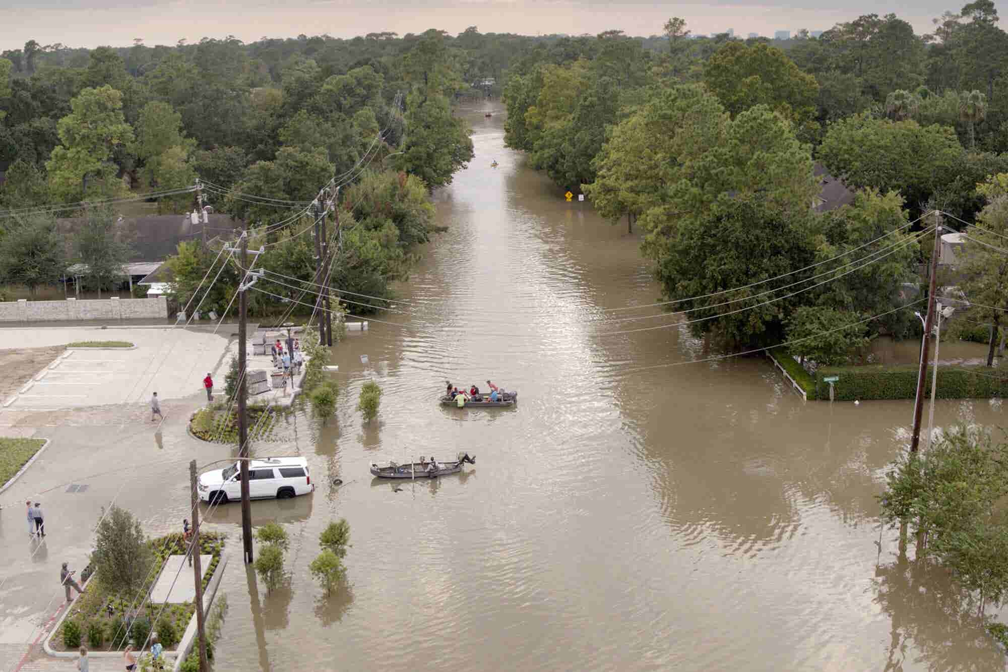 4 Small Businesses (and 1 NFL Player) That Made a Huge Impact After Hurricane Harvey
