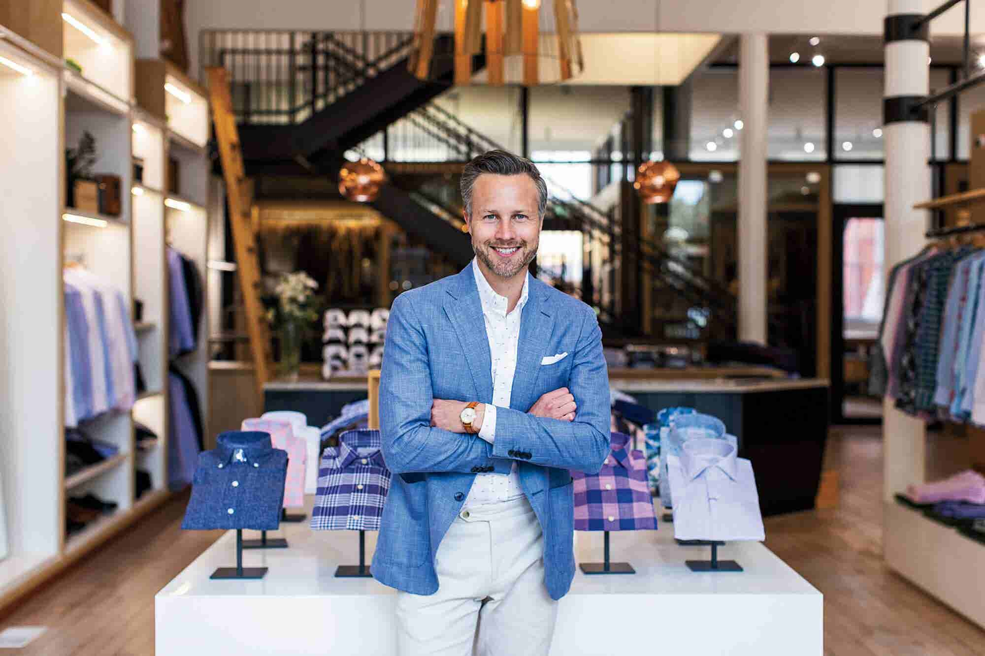 Why This Online Clothing Company Started Sharing Its Profits With Brick-and-Mortar Stores
