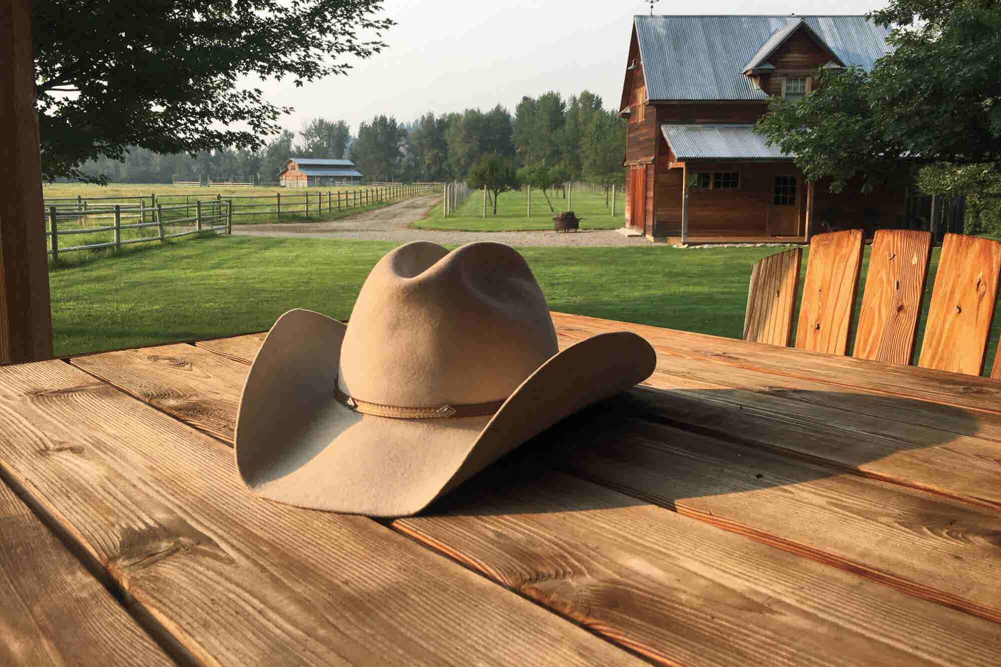 How This Cowboy Hat Reminds the CEO of Zenefits That Hard Work Is Always Worth It