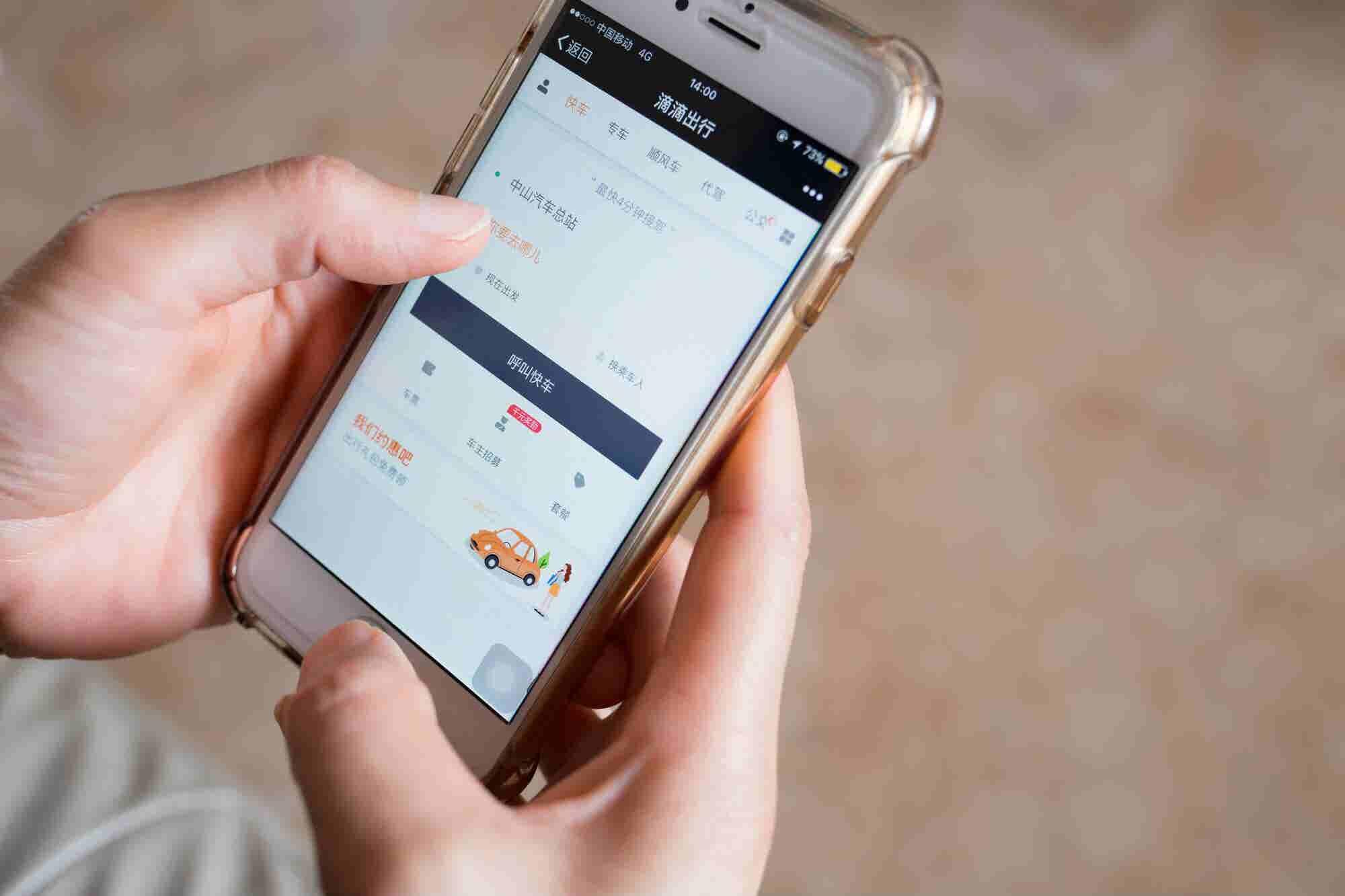 El rival de Uber, Didi, enfrenta escándalo por asesinatos