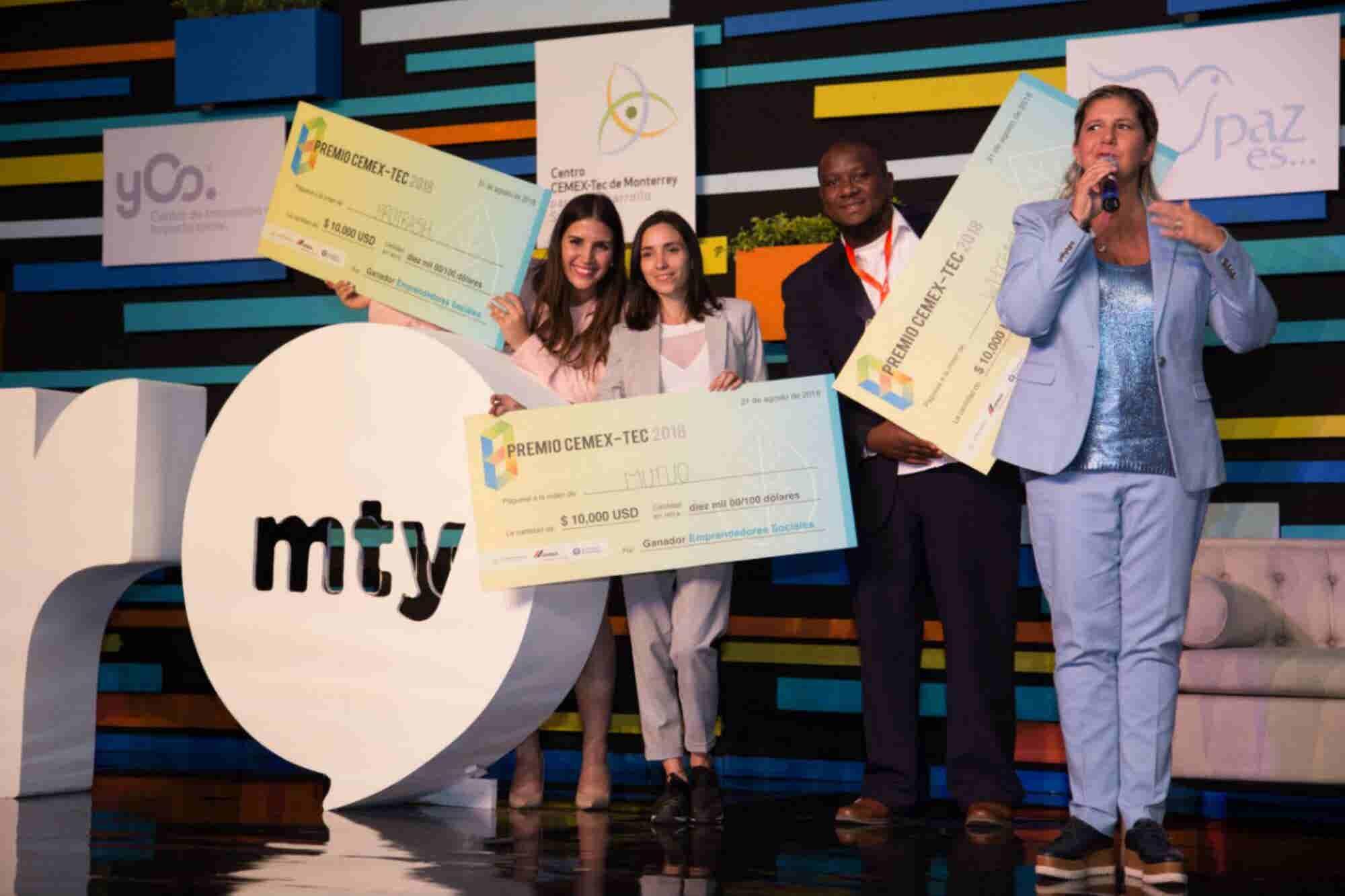 CEMEX y el Tec de Monterrey impulsan el talento de los jóvenes más brillantes del mundo
