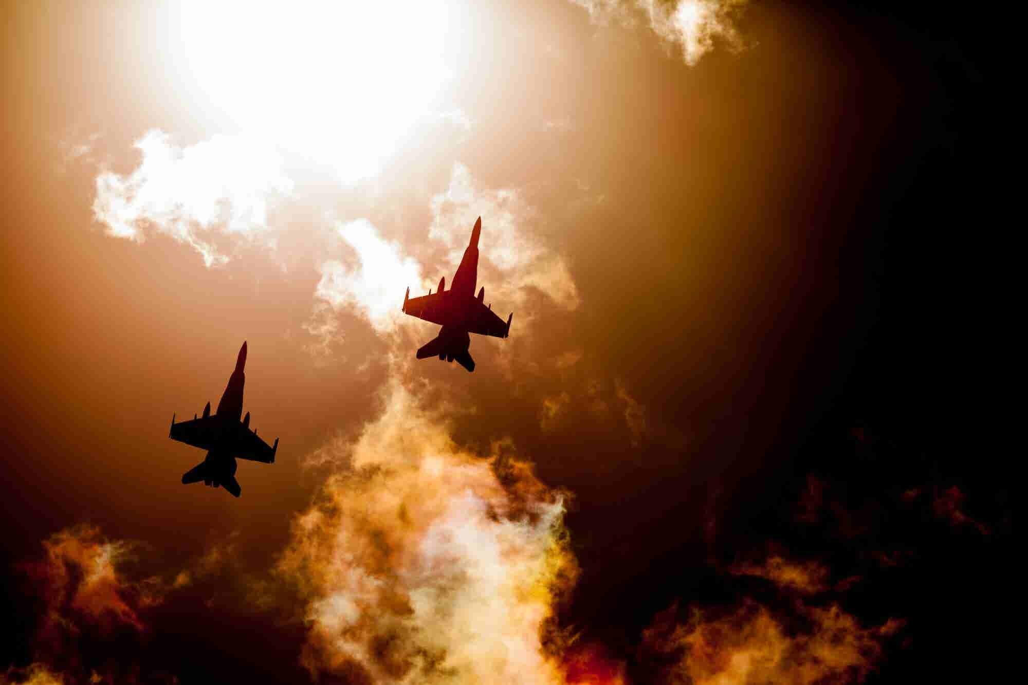 5 Pieces of Career-Changing Advice From Navy Fighter Pilots