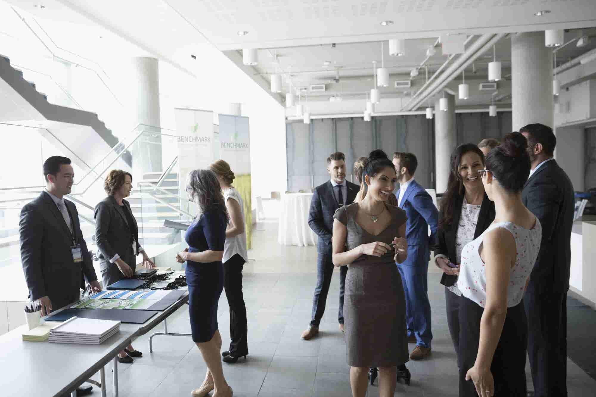 Female Entrepreneurs: If You're Networking Mostly With Women, You're Leaving Money on The Table