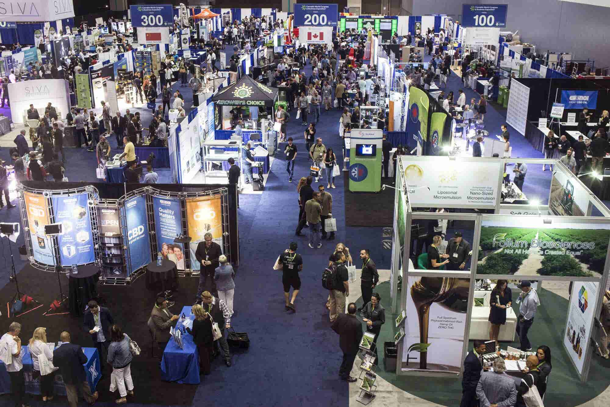 3 Trade-Show Tips for Meeting the Right People and Make a Memorable Impression