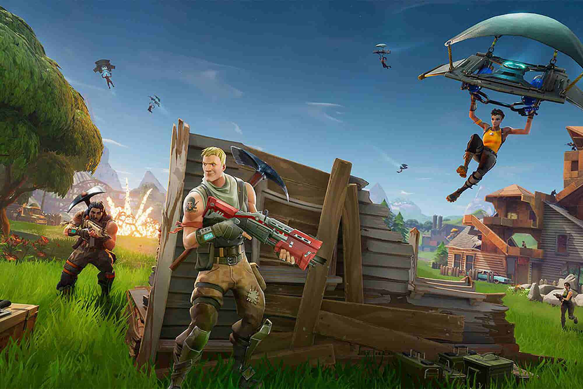 Drop in and Load up: Business Lessons From 'Fortnite' That You Won't Get From Business School
