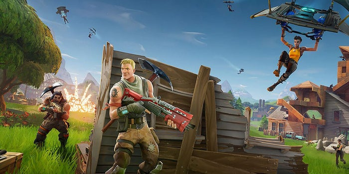 Drop in and Load up: Business Lessons From 'Fortnite' That