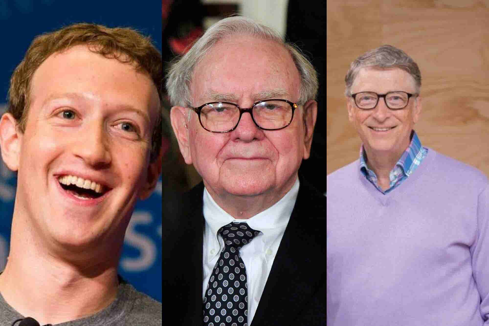 Tech Entrepreneurs Move Towards Philanthropy: 5 Most Charitable Business Leaders