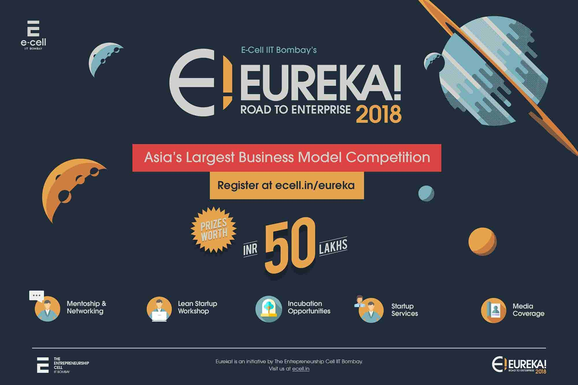 Preparing Entrepreneurs For Their Own Eureka! Moment