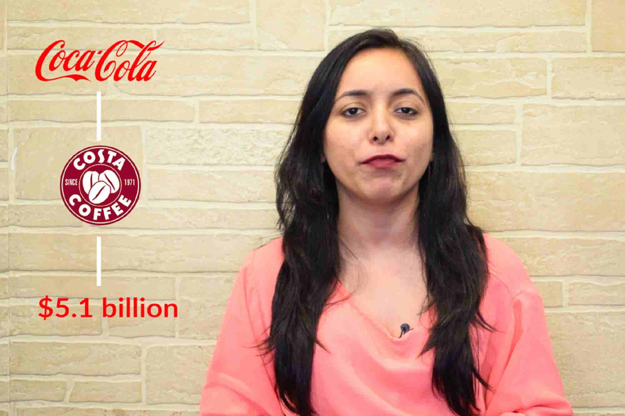 Coca-Cola Bets Big on Costa & Nestle Wants Your DNA: 4 Things to Know Today