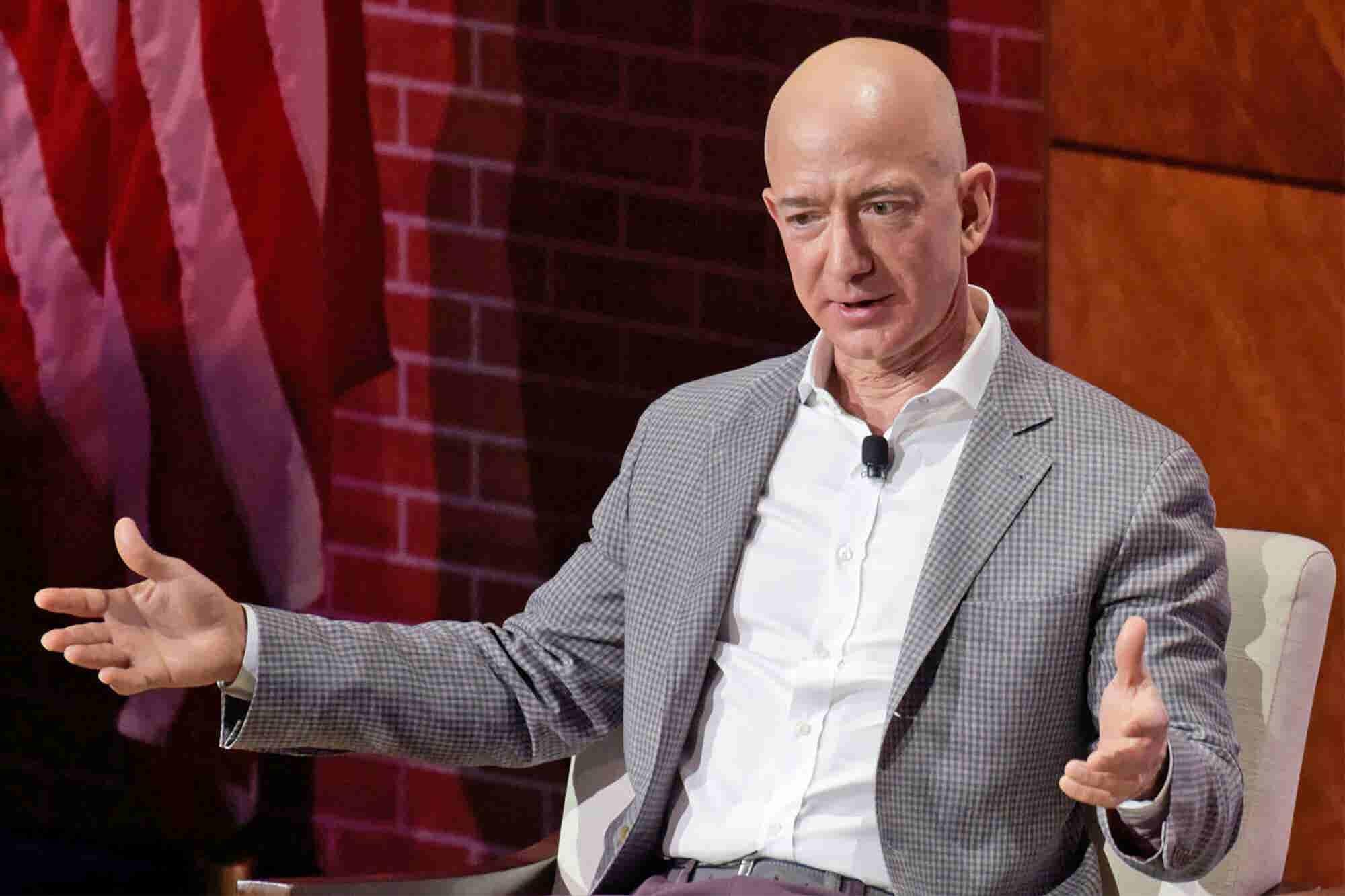 Amazon Reached a $1 Trillion Market Cap