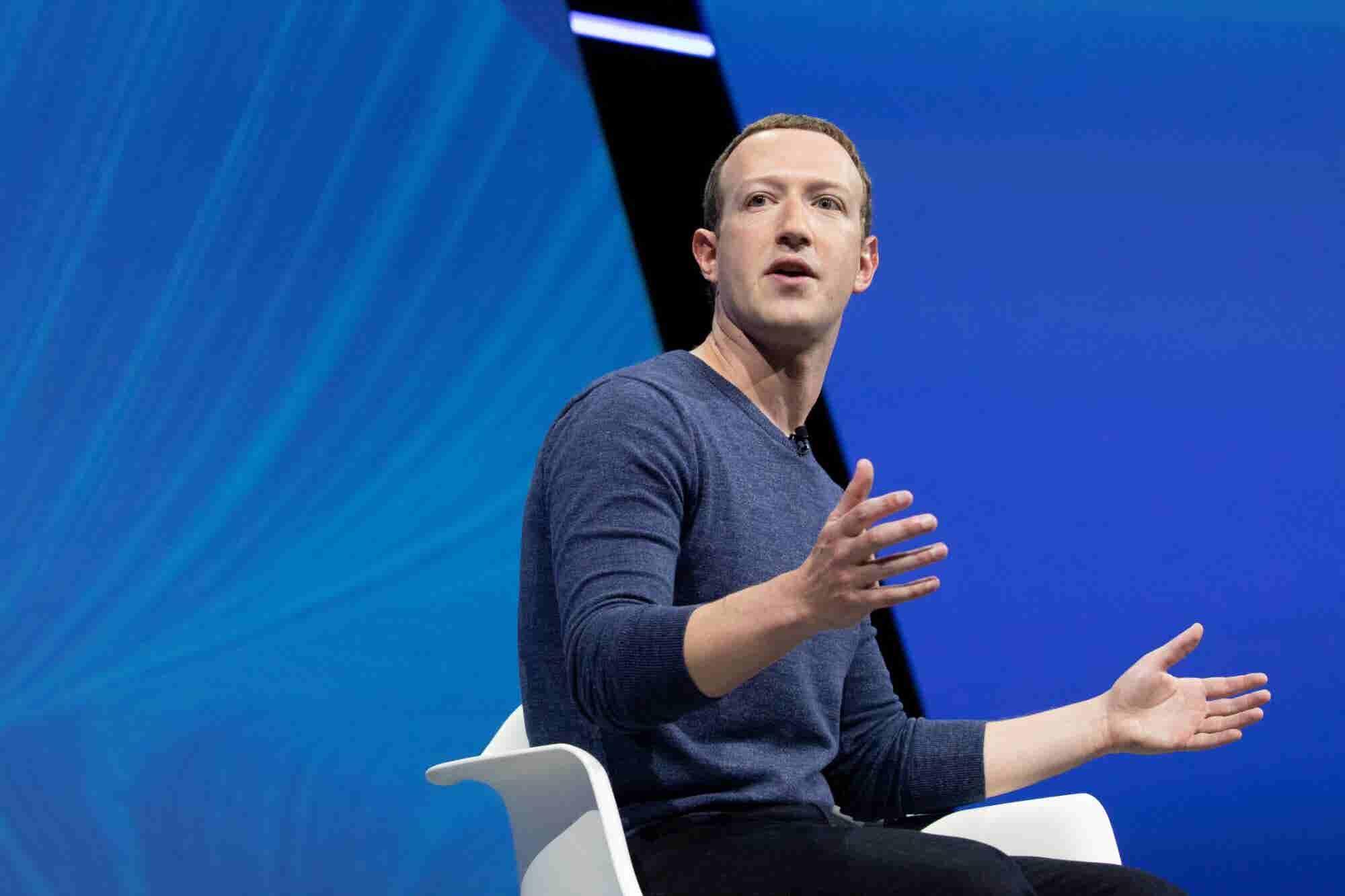 Read Mark Zuckerberg's Op-ed Describing Facebook's Efforts as an 'Arms Race'