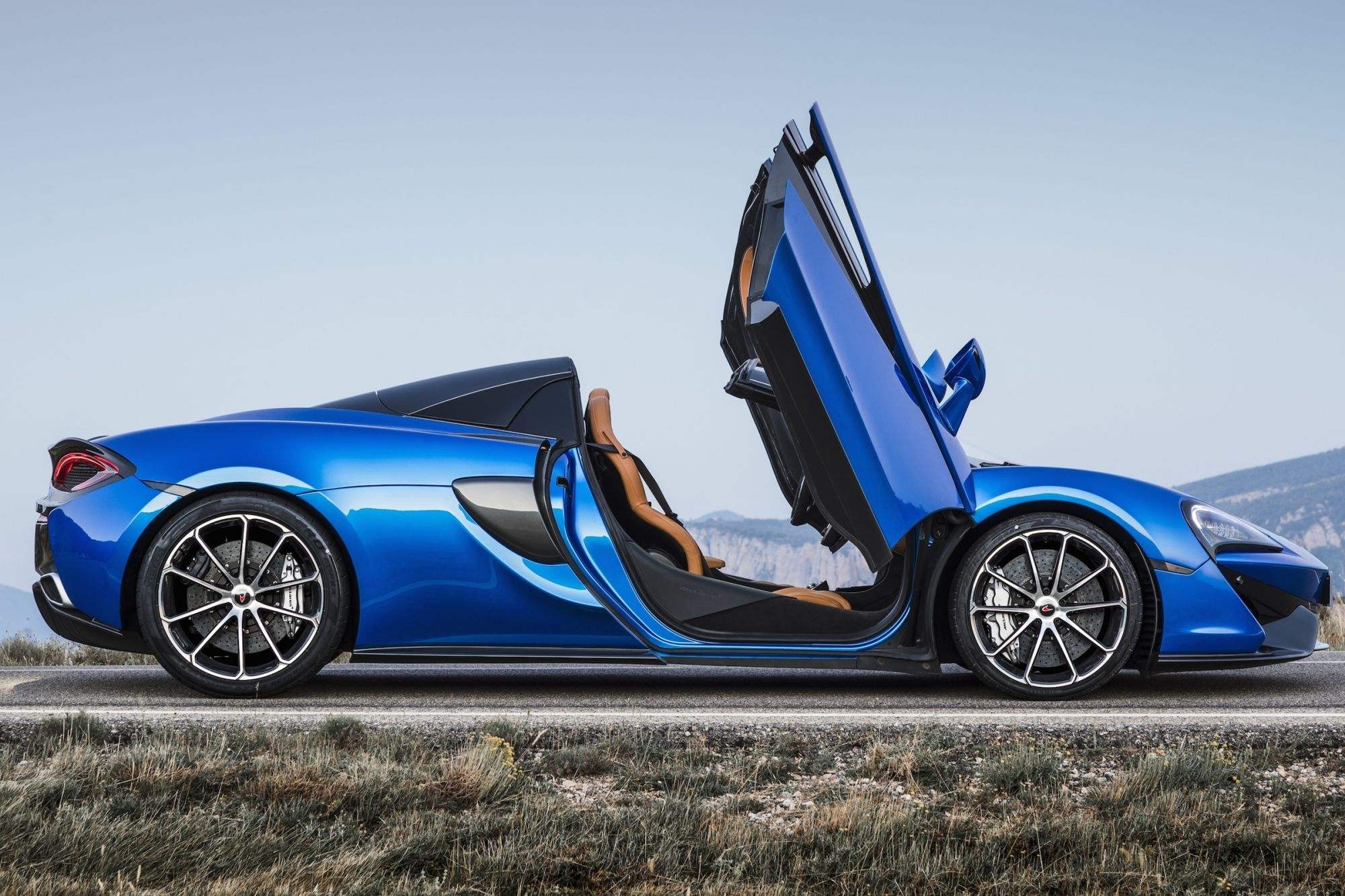 Bucking the Trend, British Supercar Manufacturer McLaren Will Not Build an SUV