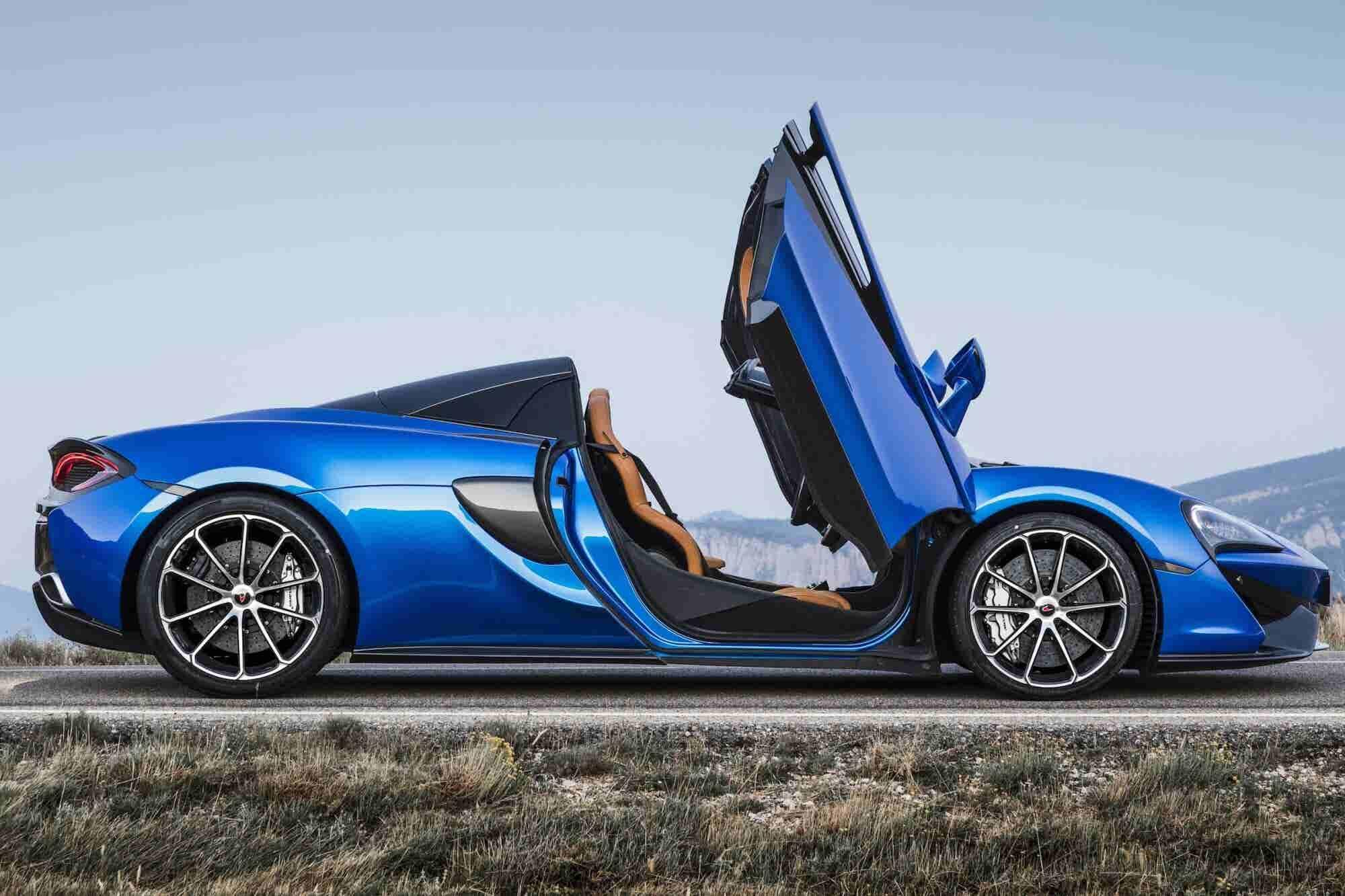 Bucking the Trend, British Supercar Manufacturer McLaren Will Not Buil...