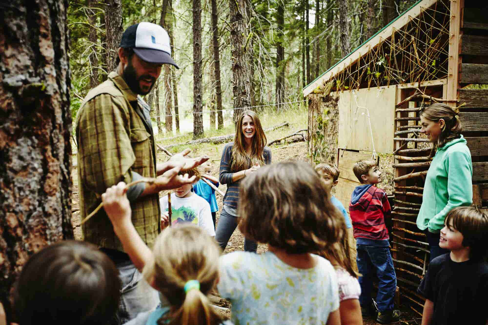 5 Lessons Future Entrepreneurs Can Learn at Summer Camp