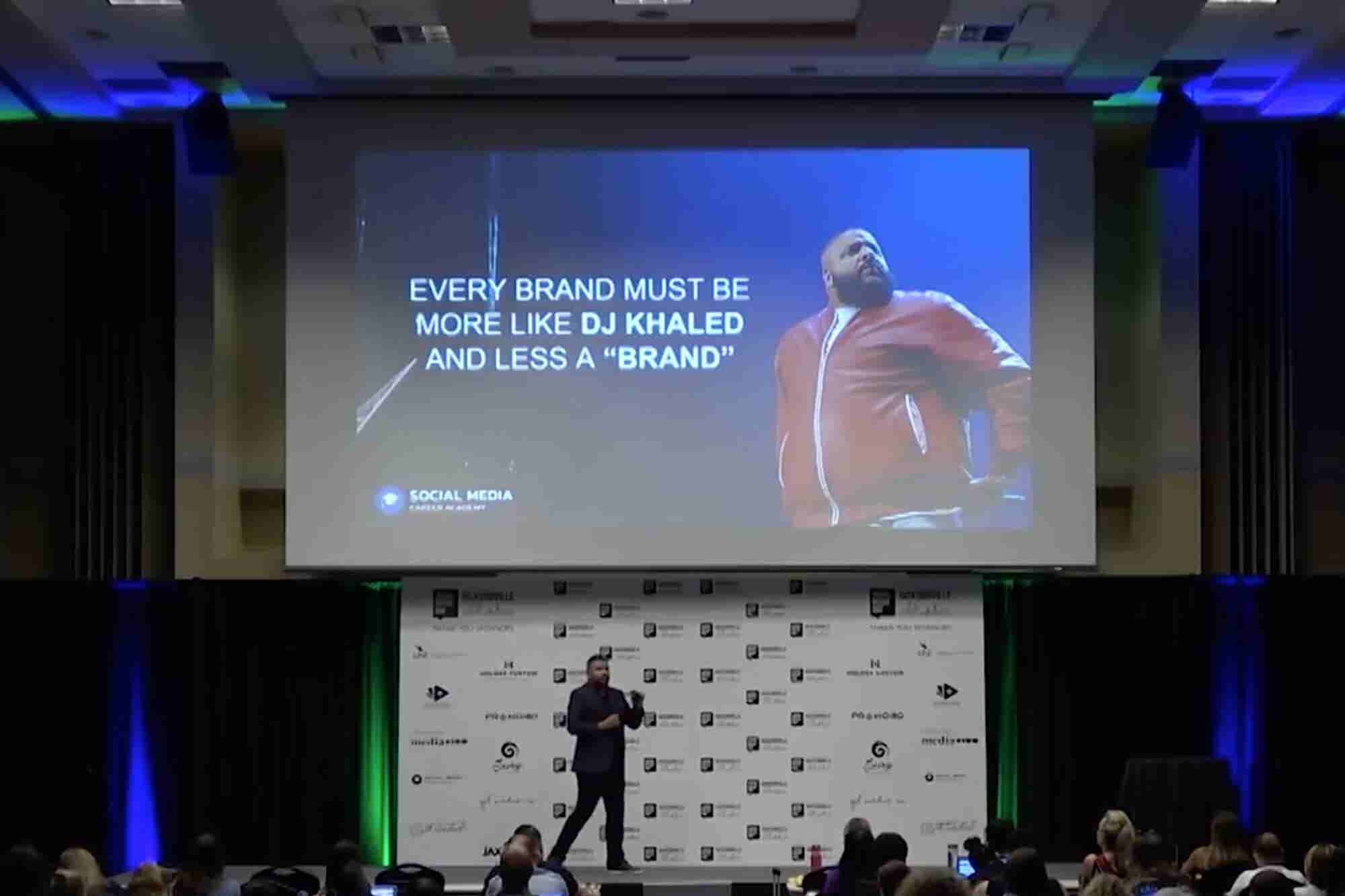 Why Every Brand Should Be More Like DJ Khaled and Kim Kardashian