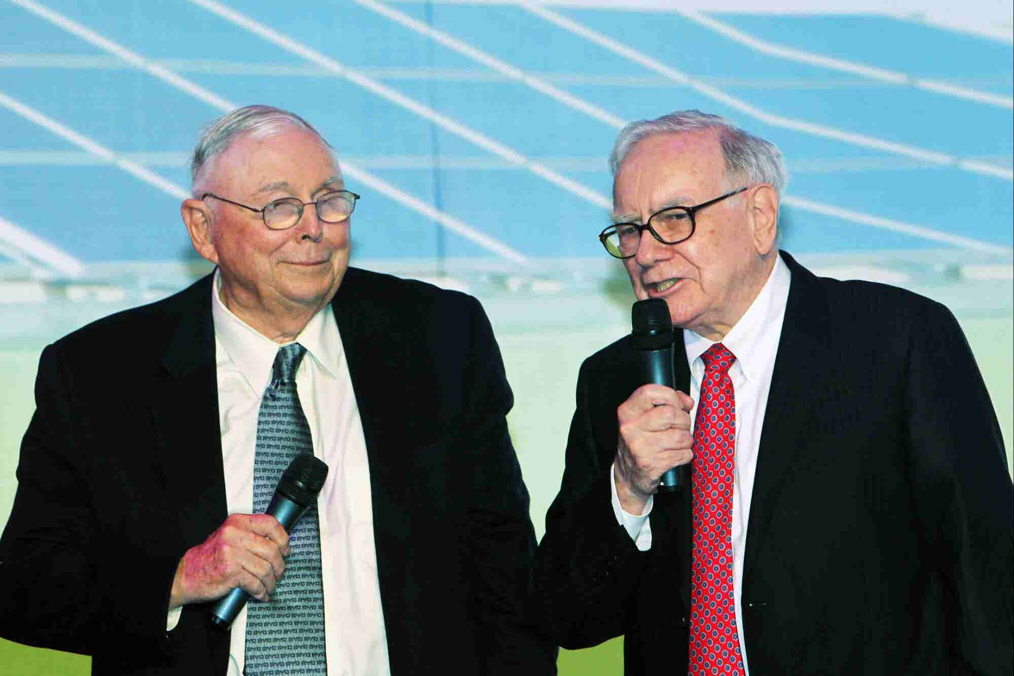 4 Lessons Entrepreneurs Can Learn From the Wisdom of Charlie Munger