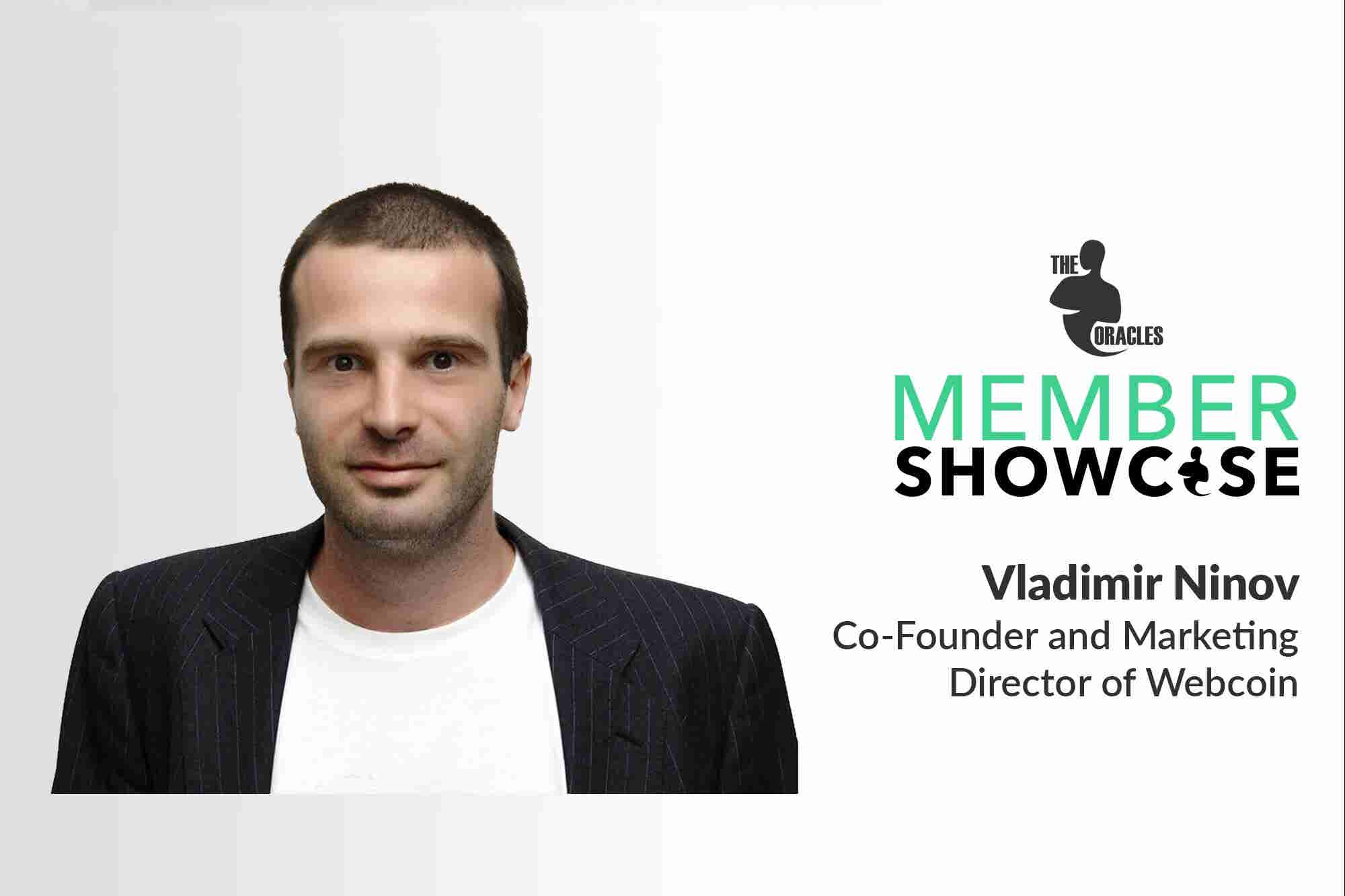 Vladimir Ninov on How Going the Extra Mile Has Made Him Successful