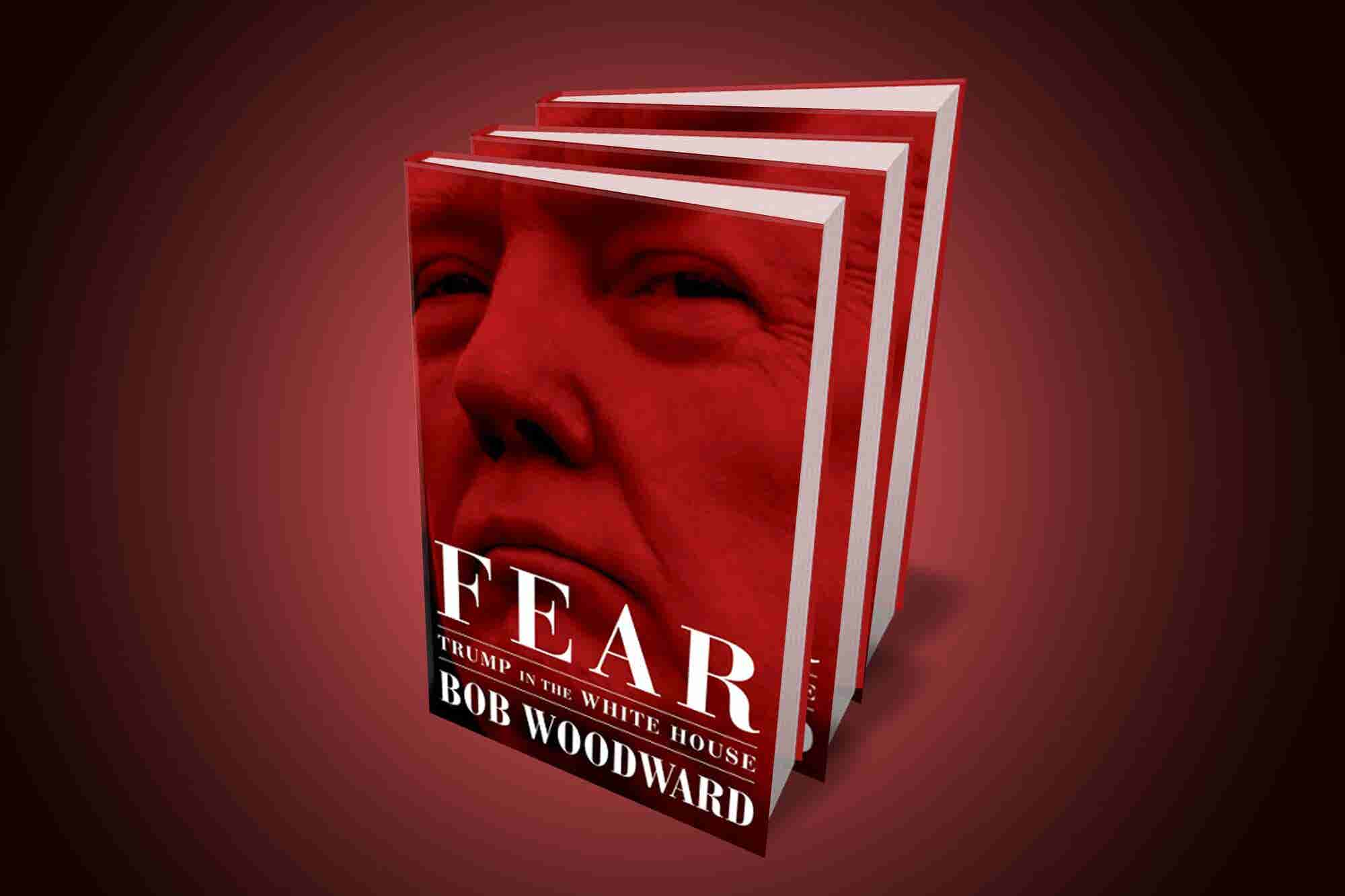 Bob Woodward's 'Fear' Is the Latest Example of How the Trump Bump Seems to Be Boosting Nonfiction Book Sales