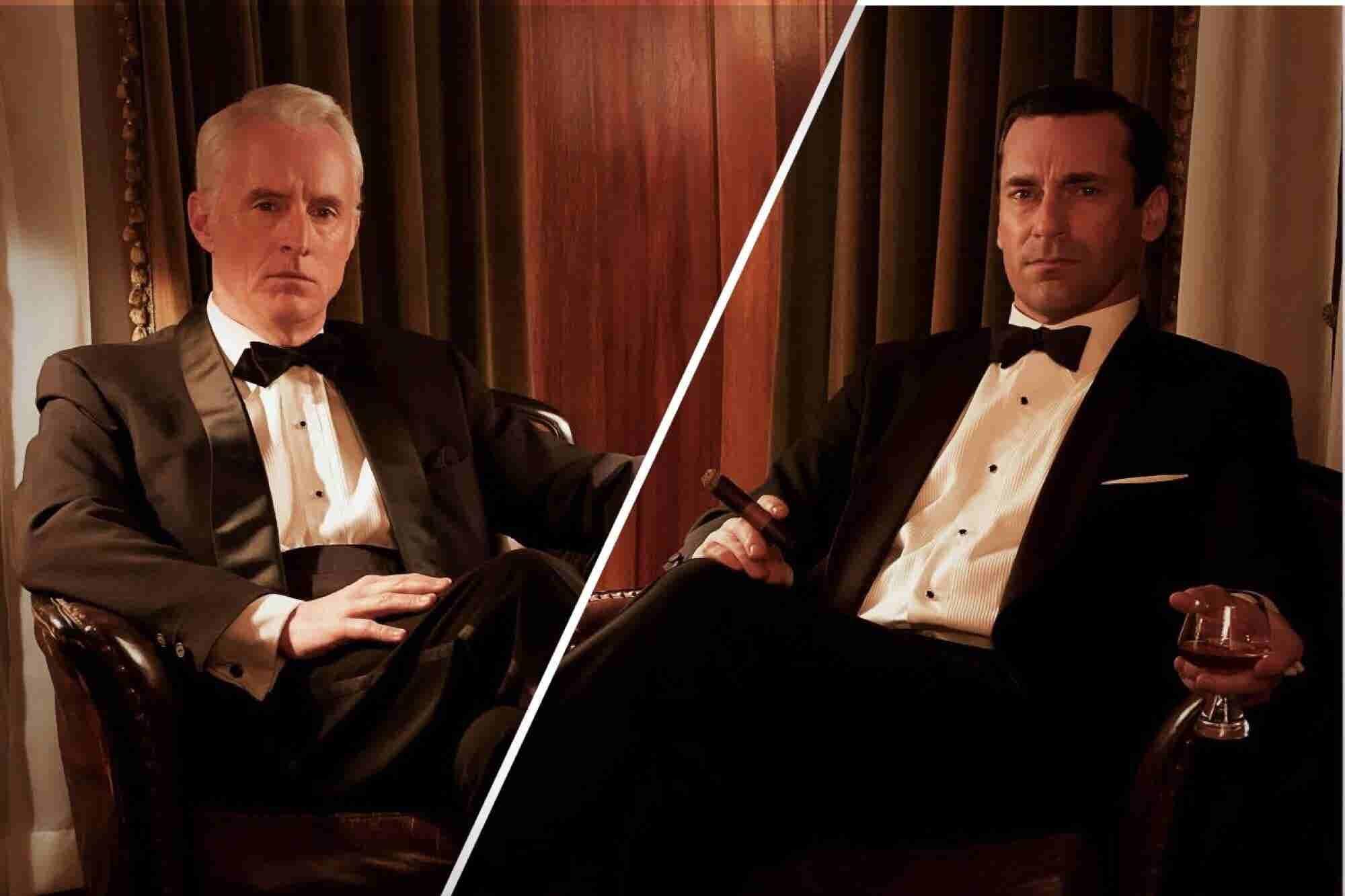 3 secretos de branding de Mad Men