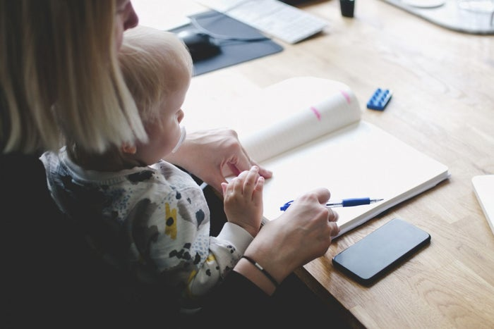 How I Balance Entrepreneurship and Motherhood