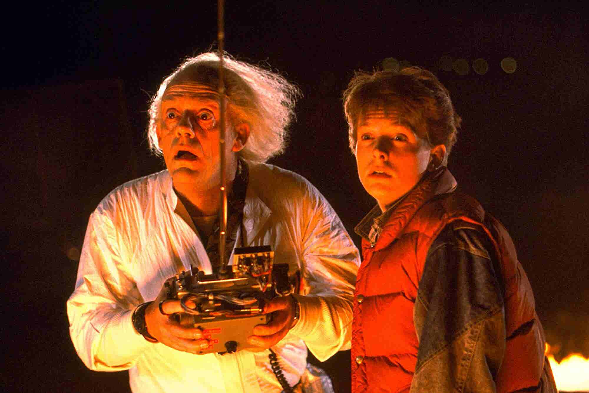 What 'Back to the Future' Teaches Us About Innovation