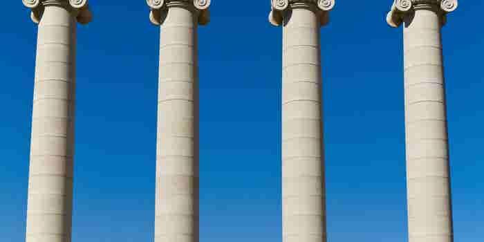 Planea el futuro de tu negocio con la parábola de los 4 pilares