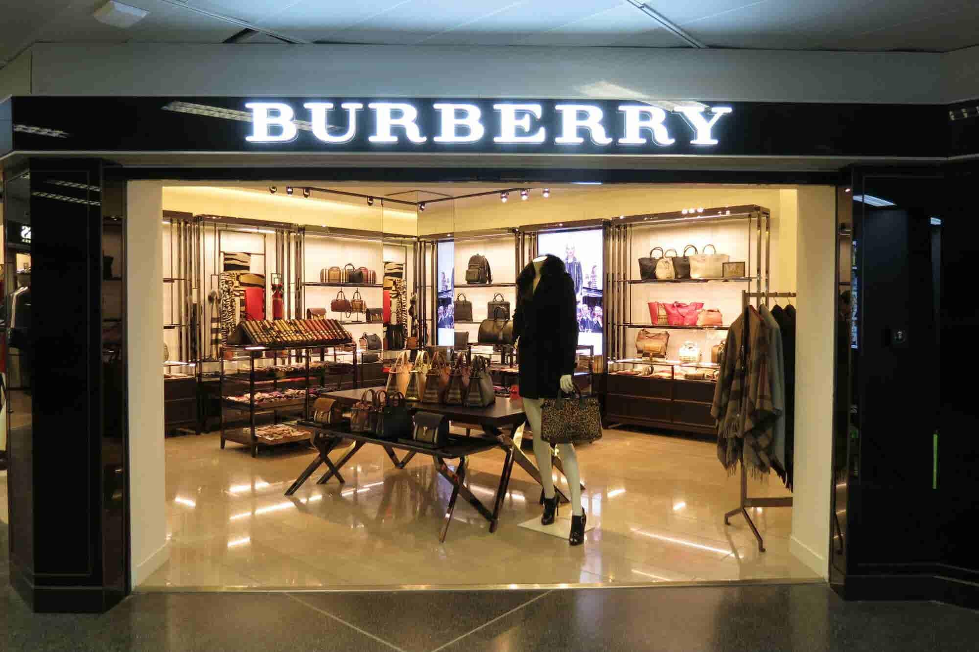 Burberry ya no usará pieles de animales ni quemará las prendas que no vende