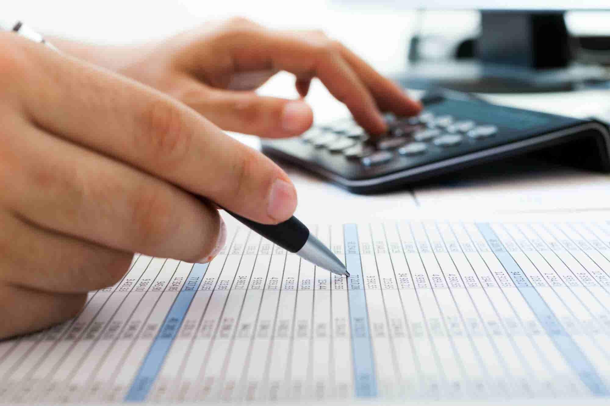 Qué hacer y qué no con tu contabilidad