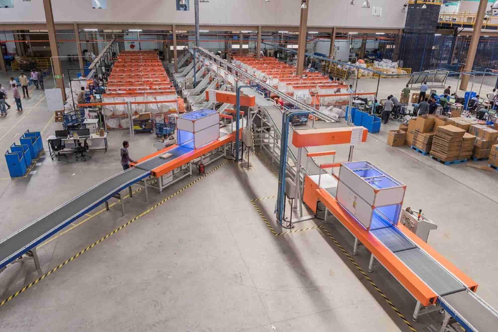Robotics Startup GreyOrange Nabs $140 Million Series C Funding From Mithril Capital & Others
