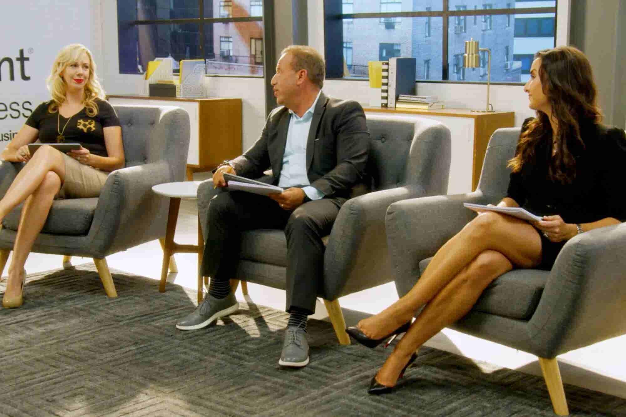 Entrepreneur Elevator Pitch Season 3 Episode 1: 'Is She Pitc...