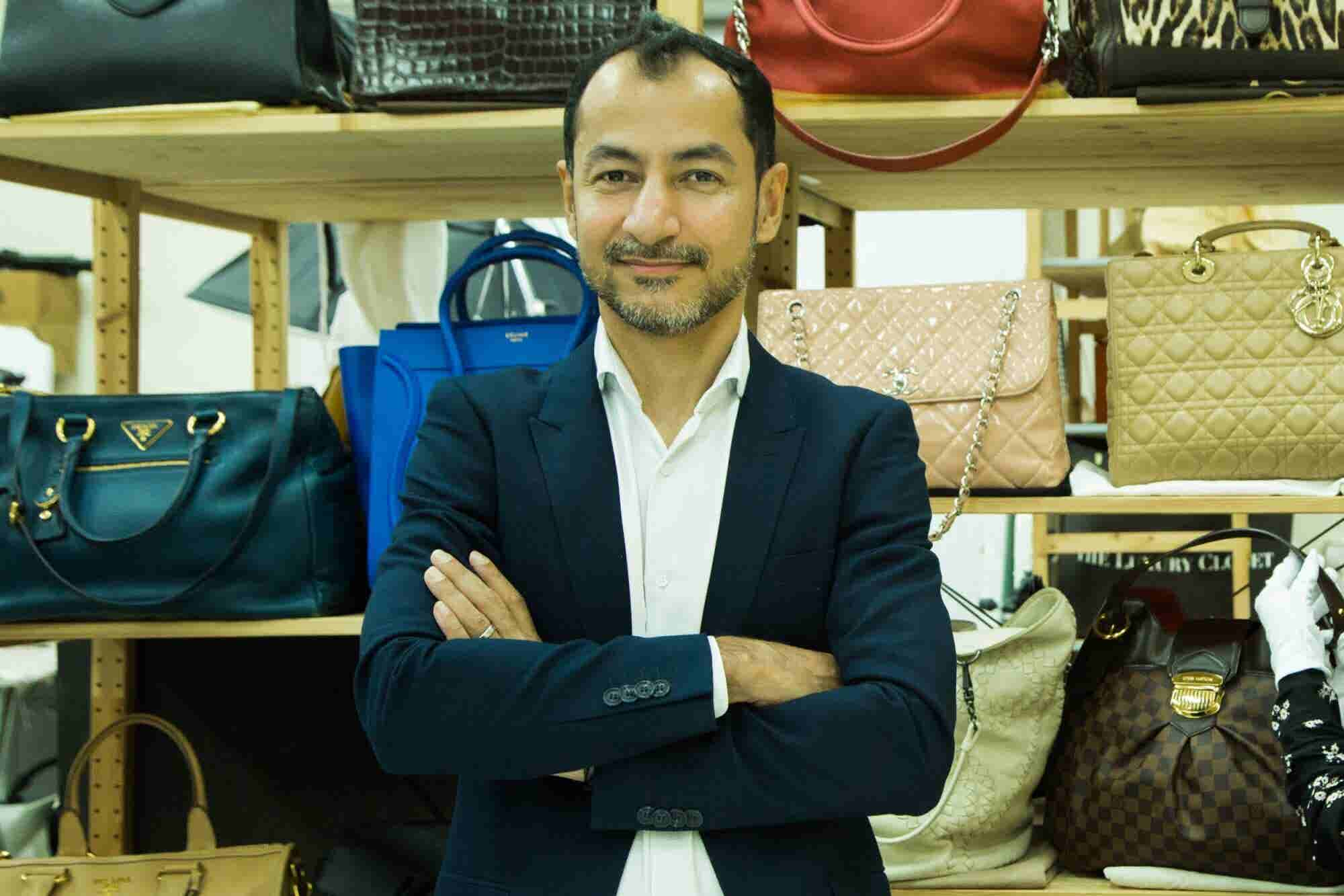We Got Funded: The Luxury Closet Founder Kunal Kapoor On The Startup's US$8.7 Million Growth Funding